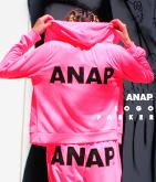 バック『ANAP』ロゴパーカー【別売りSETUP】