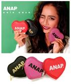 グリッター『ANAP』ロゴハートコインケース
