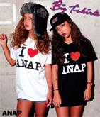 I LOVE 『ANAP』ロゴTシャツ