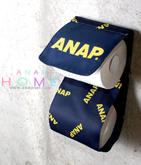 『ANAP』ロゴロールペーパーホルダー