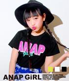 3色プリントTシャツ