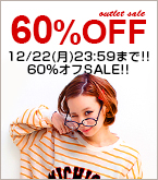 OUTLET60%����!!