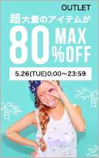 OUTLET����80%����!!
