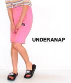 『UAP』ボックスロゴペンシルスカート