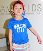 NETオリジナル・NYCロゴTシャツ