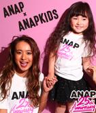 ANAP 25th Anniversary キッズTシャツ