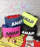『ANAP』ロゴ保冷/保温レジカゴバッグ