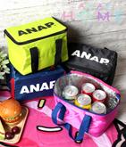 『ANAP』ロゴ保冷/保温ボックスケース
