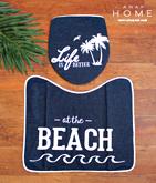 Beachデニムトイレセット