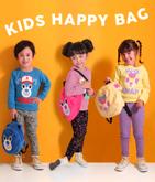 KIDS 2018キャラクターHAPPYBAG(代引き・クレジットのみ&同時複数購入不可)