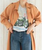 ヴィンテージバイクTシャツ