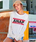 『ANAP』ロゴロンTEE