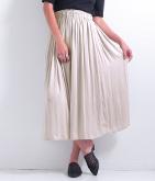 カッセンサテンギャザースカート