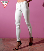 GUESS LADIES DENIM PANTS
