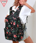 GUESS FLOWER PRINT BACK PACK