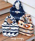 3パターンボアバッグ