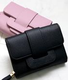 3ツ折りデザインミニ財布