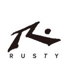 RUSTY レディース スウェットパーカー