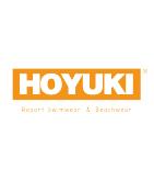 HOYUKIバイカラーモノキニトレンドのハイウエストタイプ