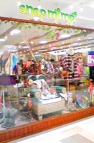 anap mimpi 横浜ワールドポーターズ店